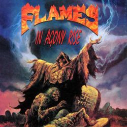 Review for Flames - In Agony Rise