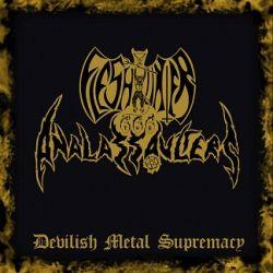 Flesh Hunter and the Analassaulters - Devilish Metal Supremacy