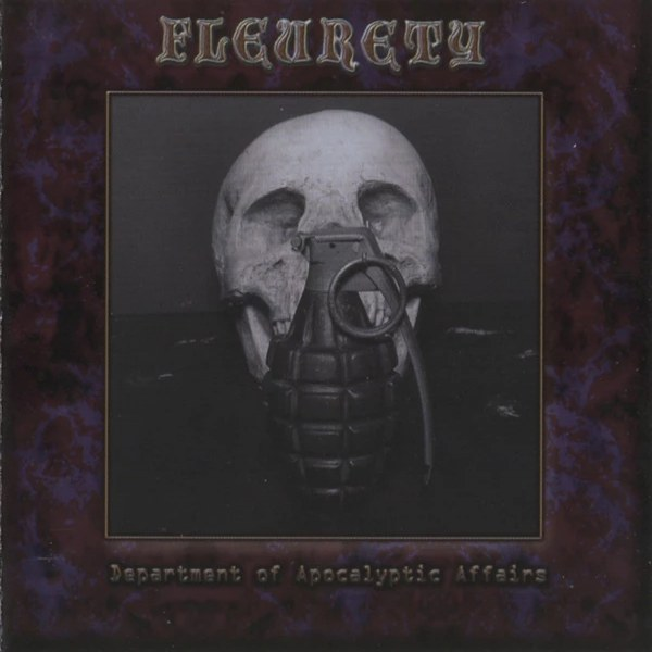 Reviews for Fleurety - Department of Apocalyptic Affairs