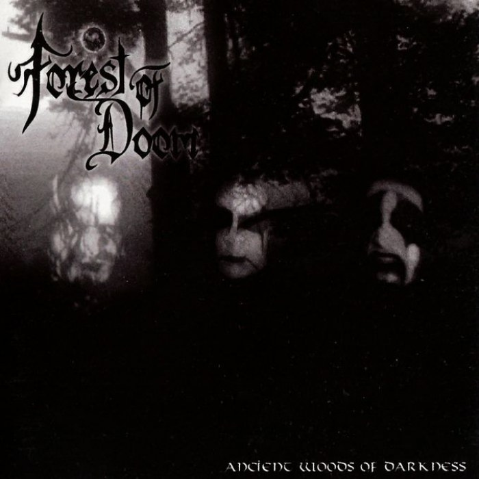 Best Mexican Black Metal album: 'Forest of Doom - Ancient Woods of Darkness'