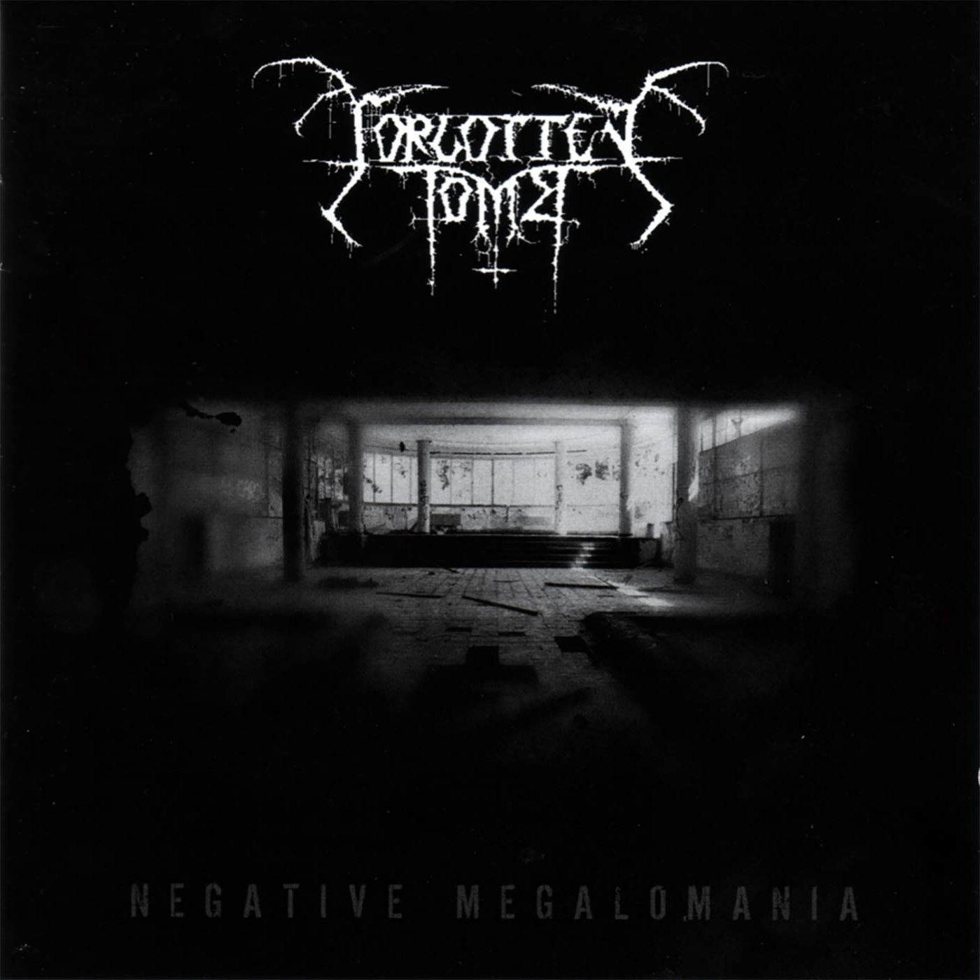 Review for Forgotten Tomb - Negative Megalomania