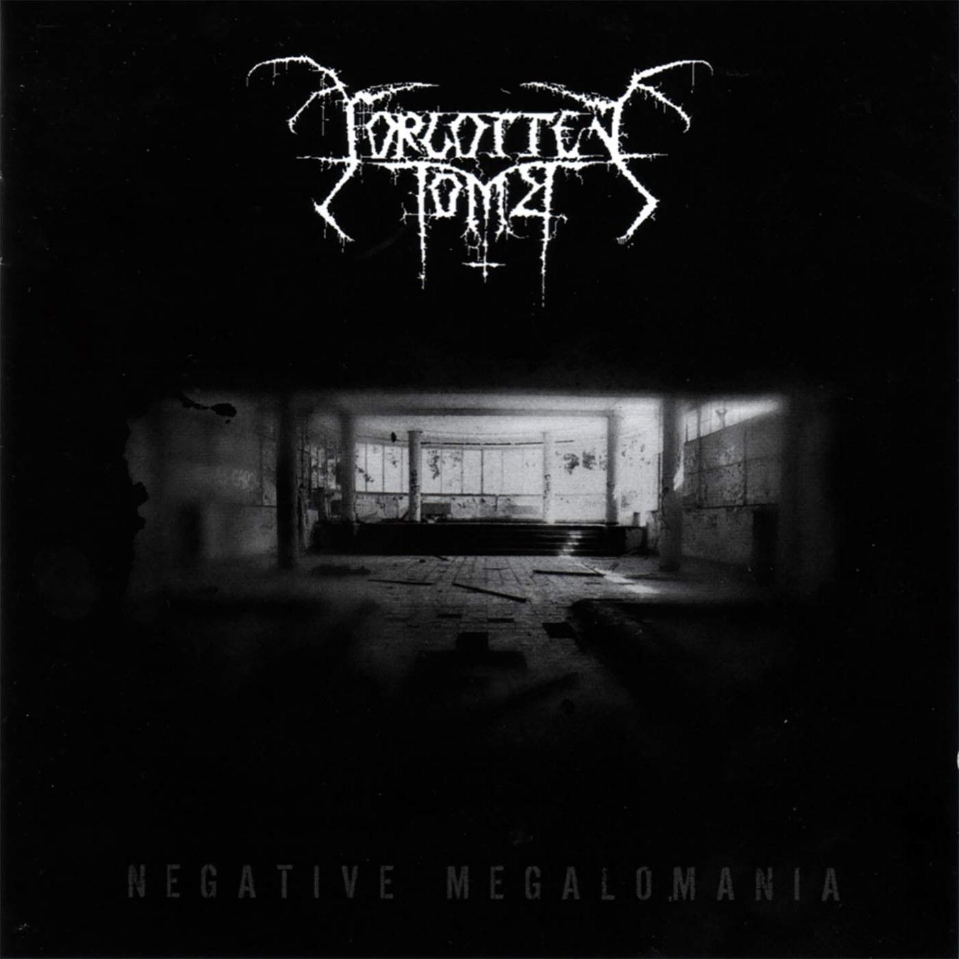 Forgotten Tomb - Negative Megalomania