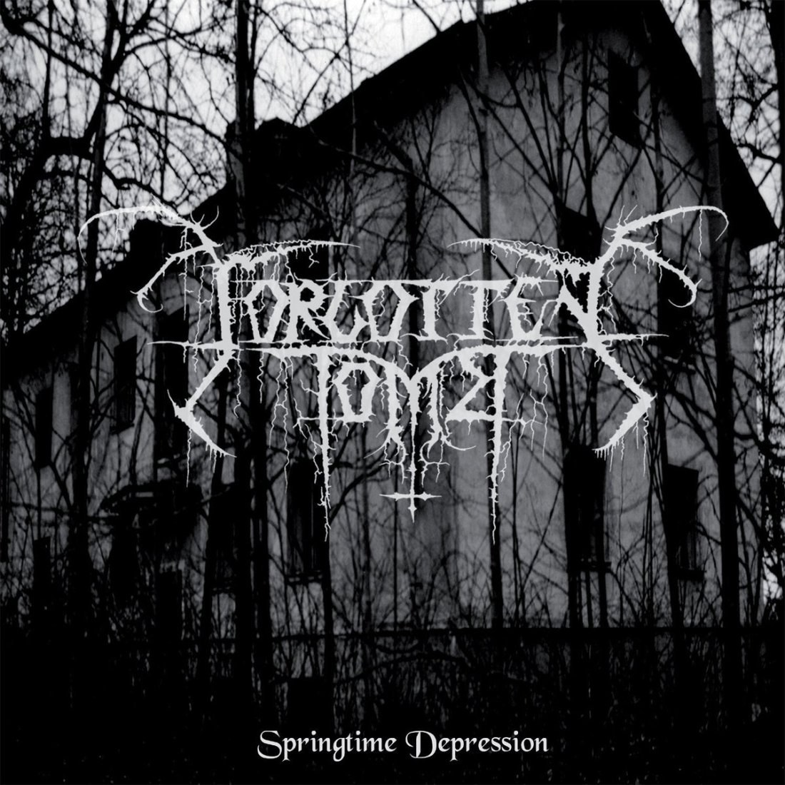 Review for Forgotten Tomb - Springtime Depression