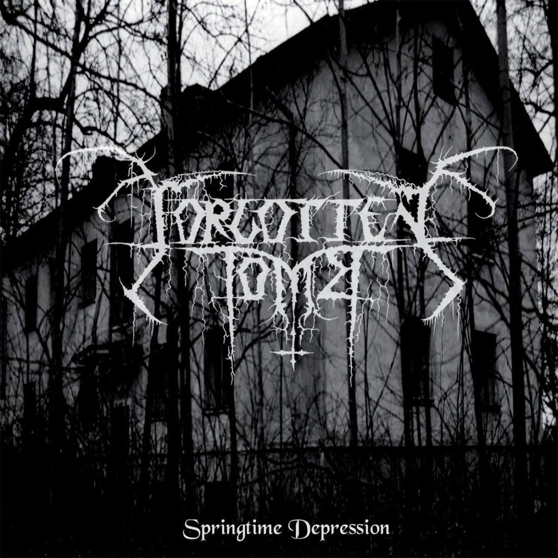 Reviews for Forgotten Tomb - Springtime Depression