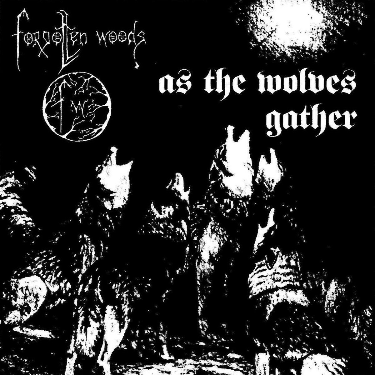Review for Forgotten Woods - As the Wolves Gather