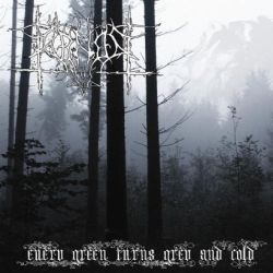 Review for Förnost (CRI) - Every Green Turns Grey and Cold