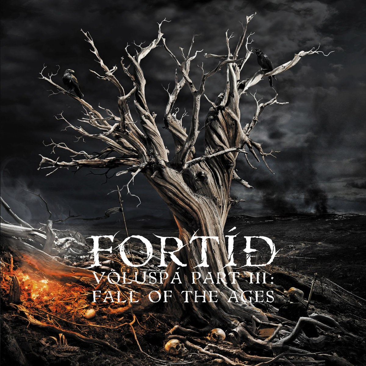 Review for Fortíð - Völuspá Part III: Fall of the Ages