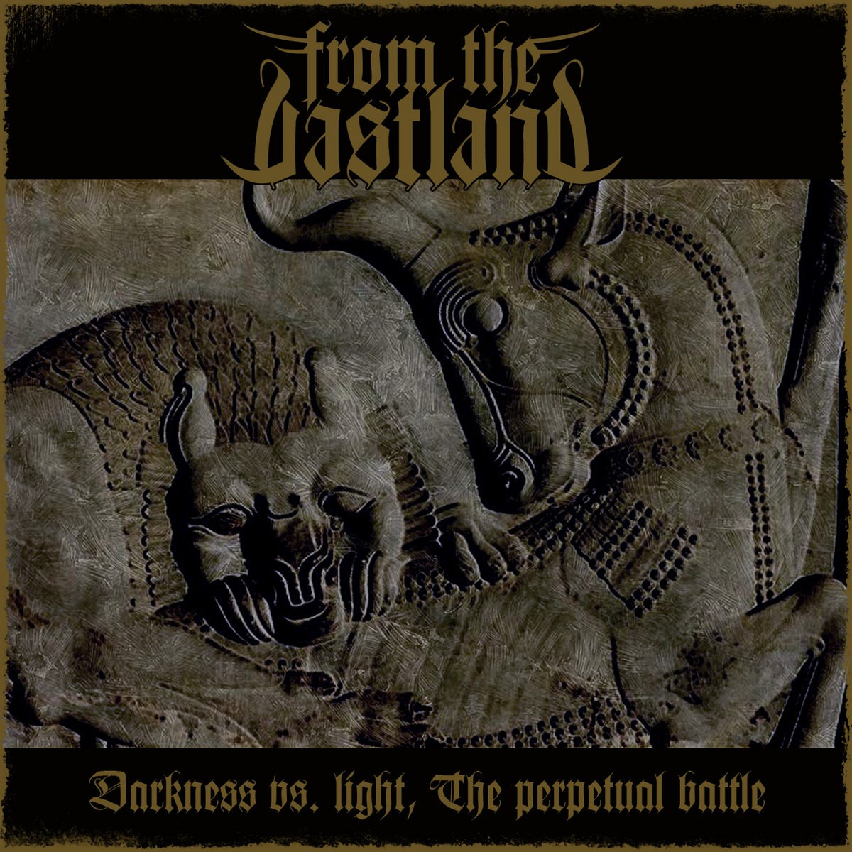 Best Iranian Black Metal album: 'From the Vastland - Darkness vs. Light, the Perpetual Battle'