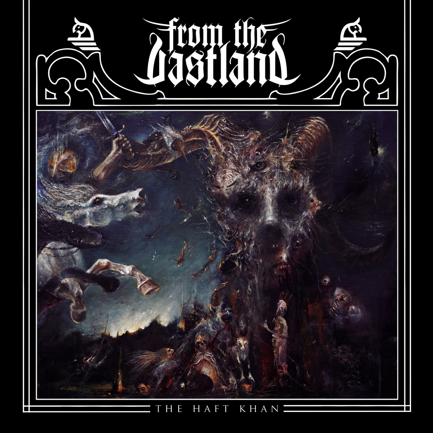 Review for From the Vastland - The Haft Khan