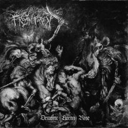 Frozen Forest (HRV) - Demonic Horns Rise