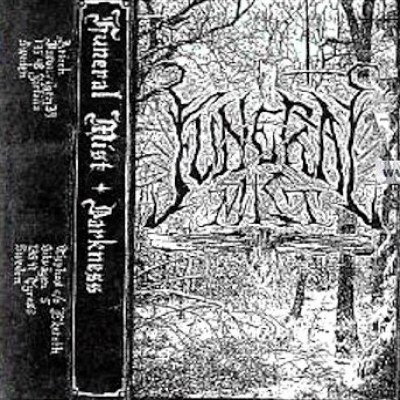 Funeral Mist (SWE) - Darkness