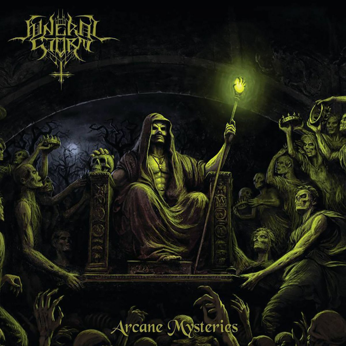 Review for Funeral Storm - Arcane Mysteries