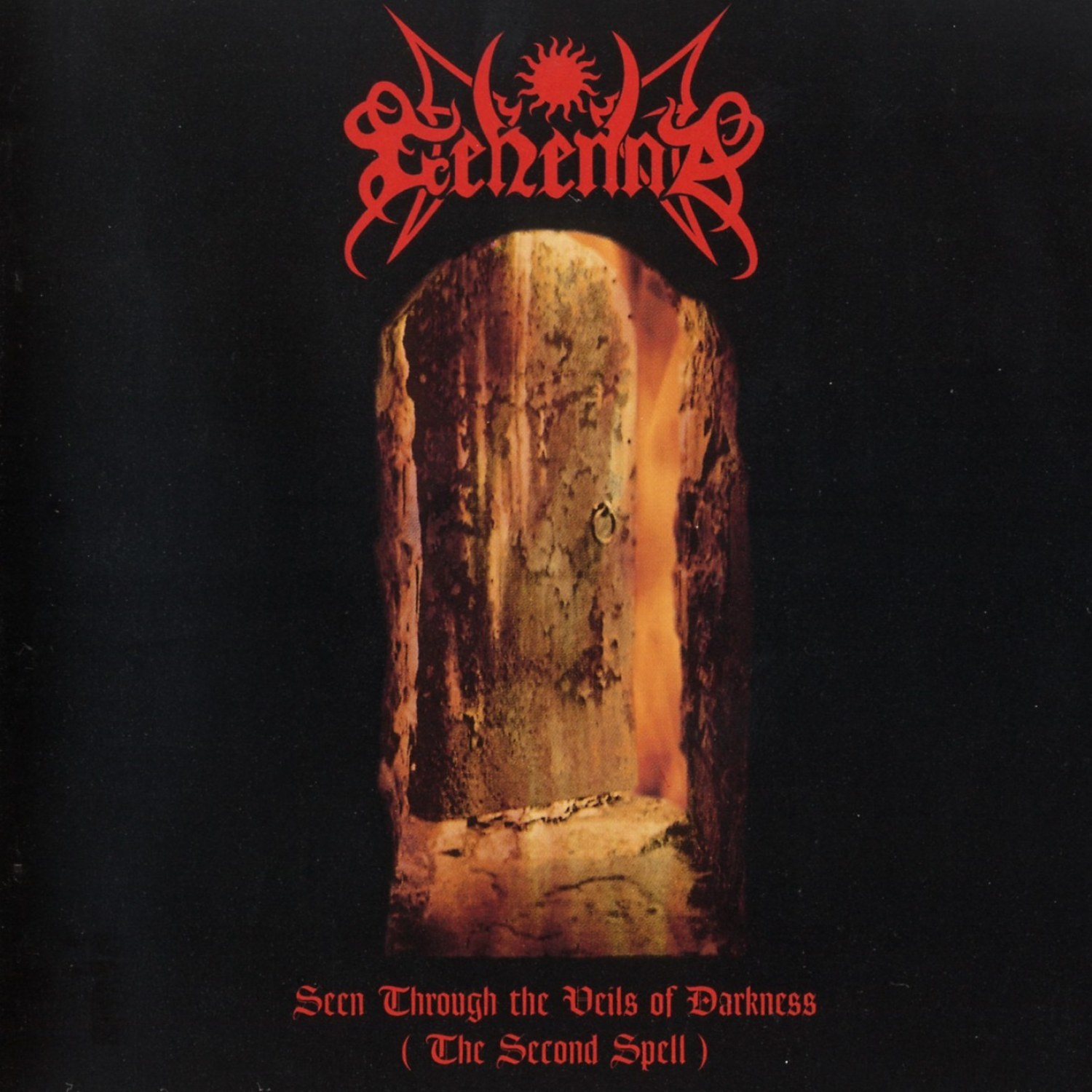 Review for Gehenna (NOR) - Seen Through the Veils of Darkness (The Second Spell)