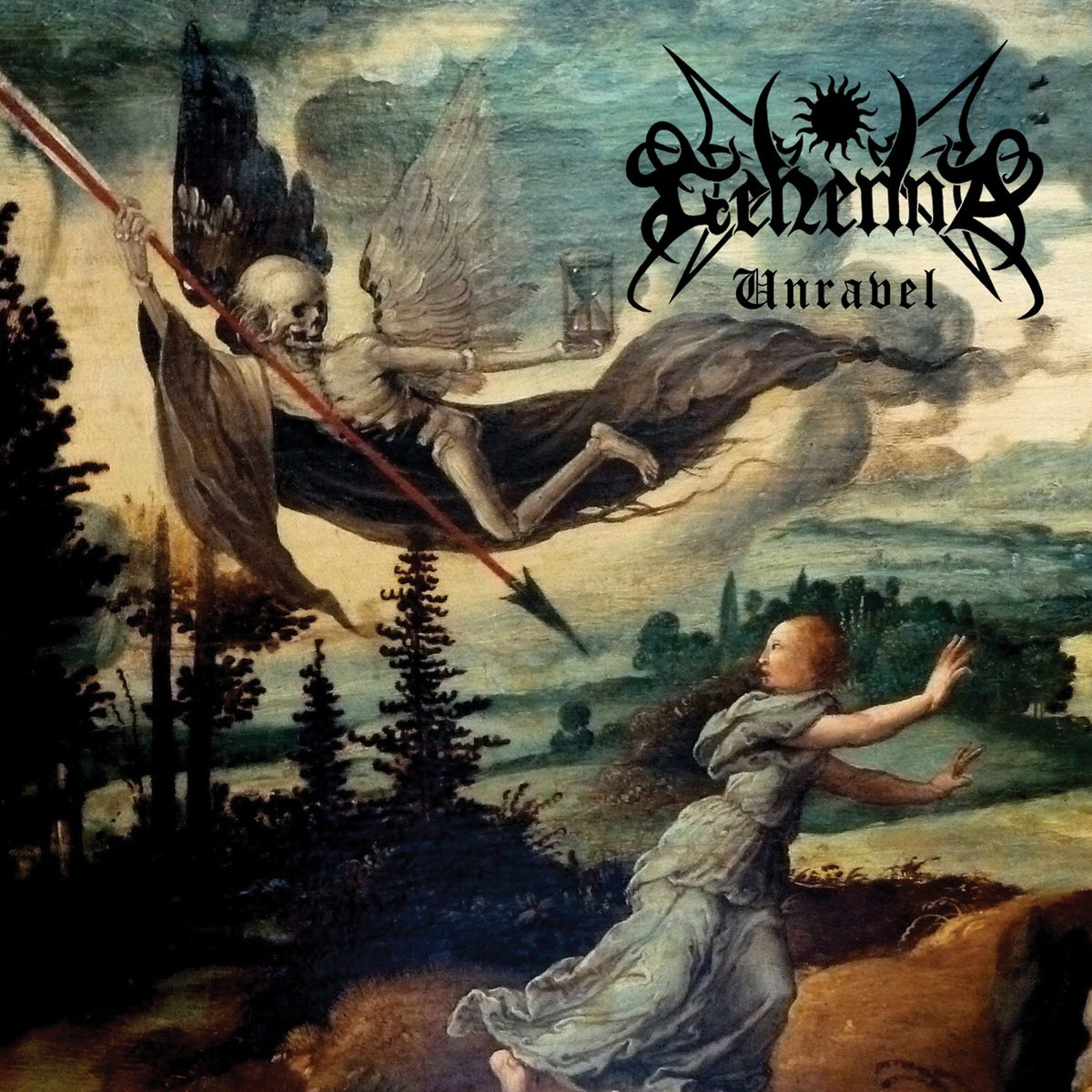 Review for Gehenna (NOR) - Unravel