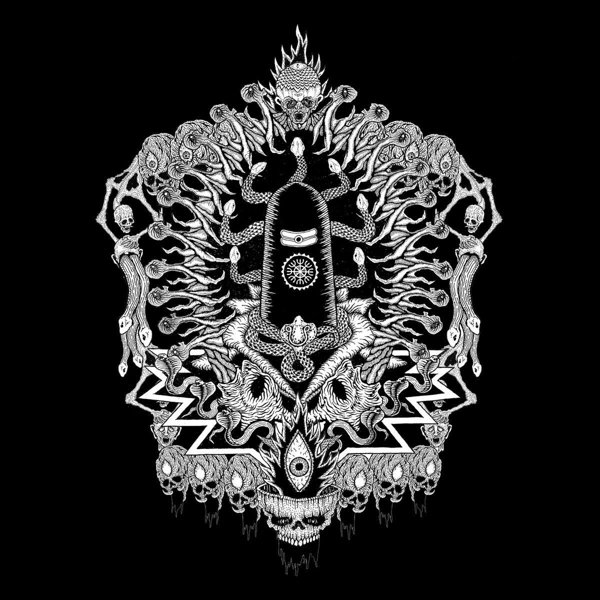 Reviews for Genocide Shrines - Manipura Imperial Deathevokovil (Scriptures of Reversed Puraana Dharmurder)