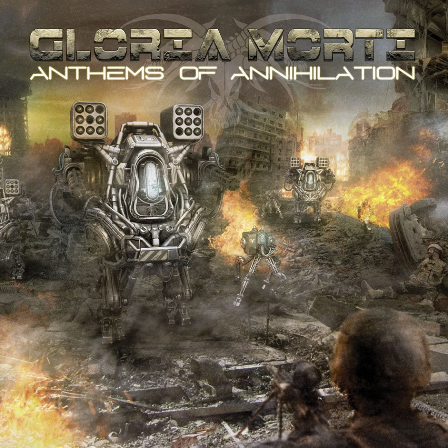 Review for Gloria Morti - Anthems of Annihilation
