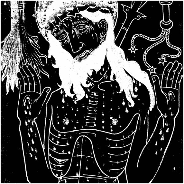 Review for Gnaw Their Tongues - Wenn die leere Seele zur Hölle fährt