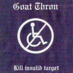 Goat Thron - Kill Invalid Target