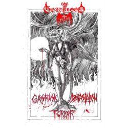 Goatblood (DEU) - Gasmask Devastation Terror