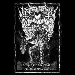Goatdominator - Temple of the Goat / In Goat We Trust