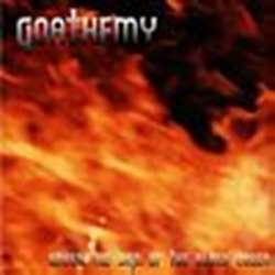 Goathemy - Under the Sign of Black Cover