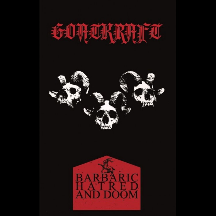 Reviews for Goatkraft - Barbaric Hatred and Doom