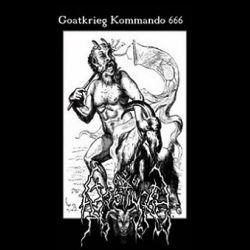 Goatkrieg Kommando - Goatkrieg Kommando 666