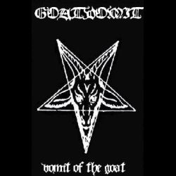 Goatvomit (USA) - Vomit of the Goat