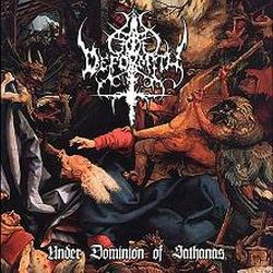 God Deformity - Under Dominion of Sathanas