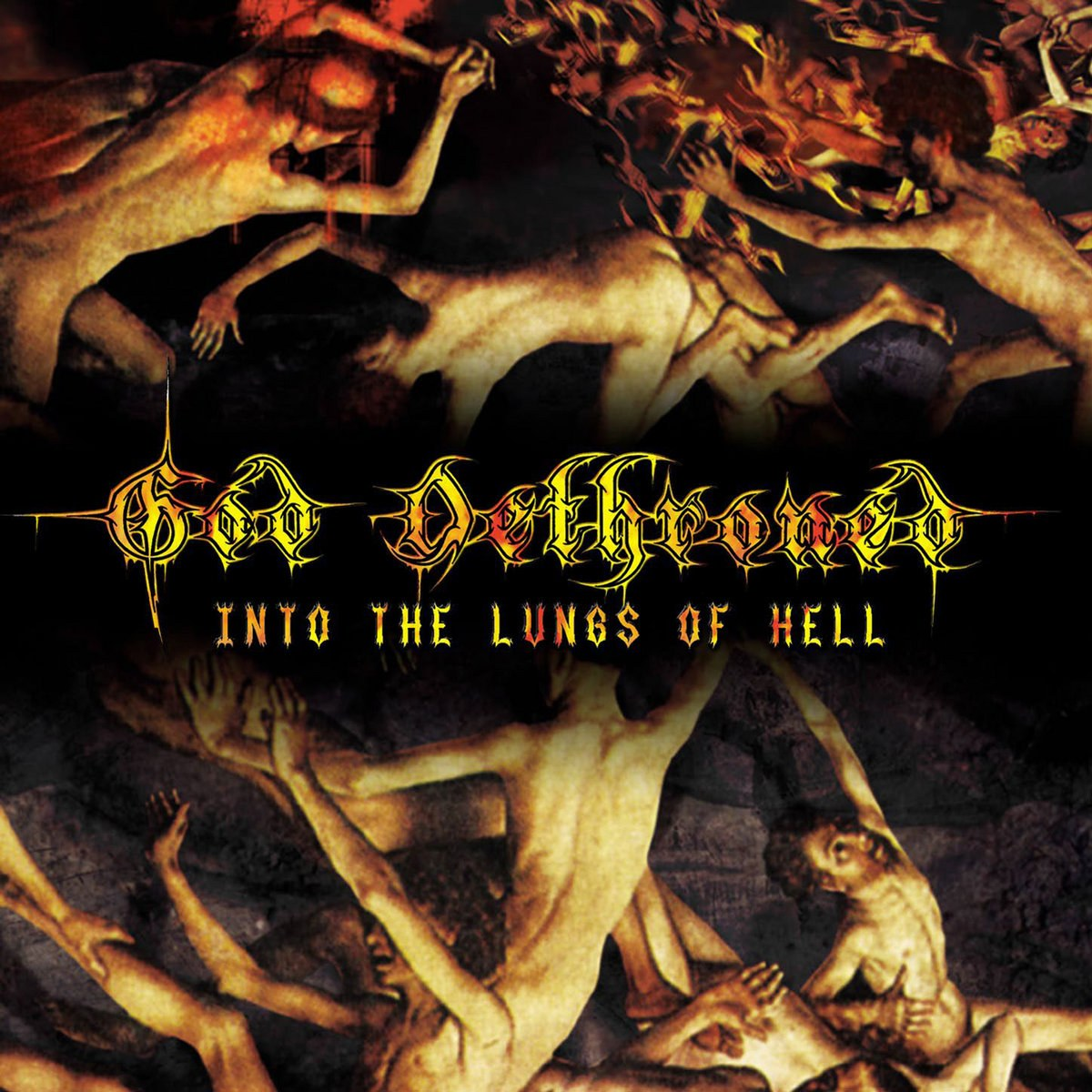 Review for God Dethroned - Into the Lungs of Hell