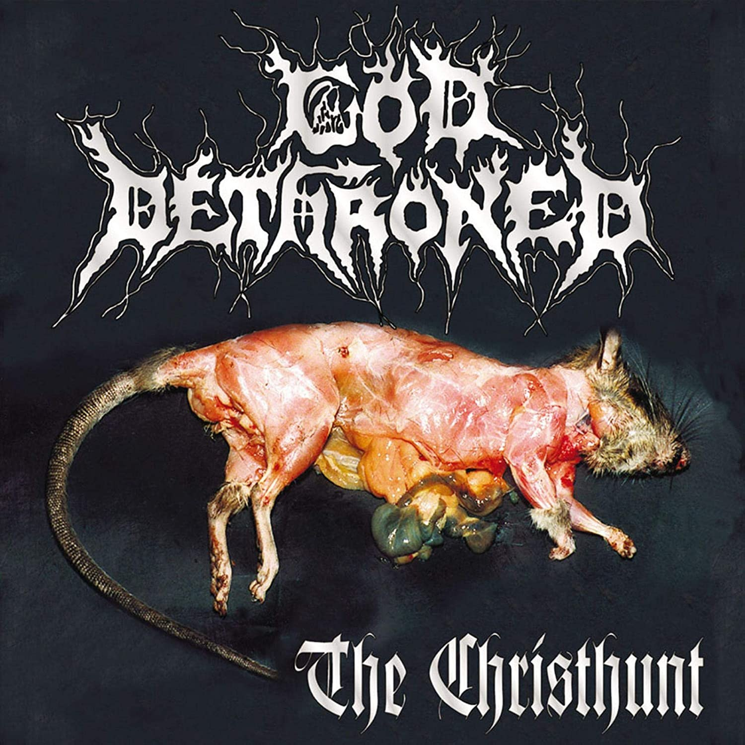 Review for God Dethroned - The Christhunt