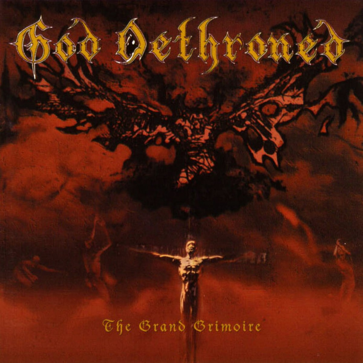 Review for God Dethroned - The Grand Grimoire