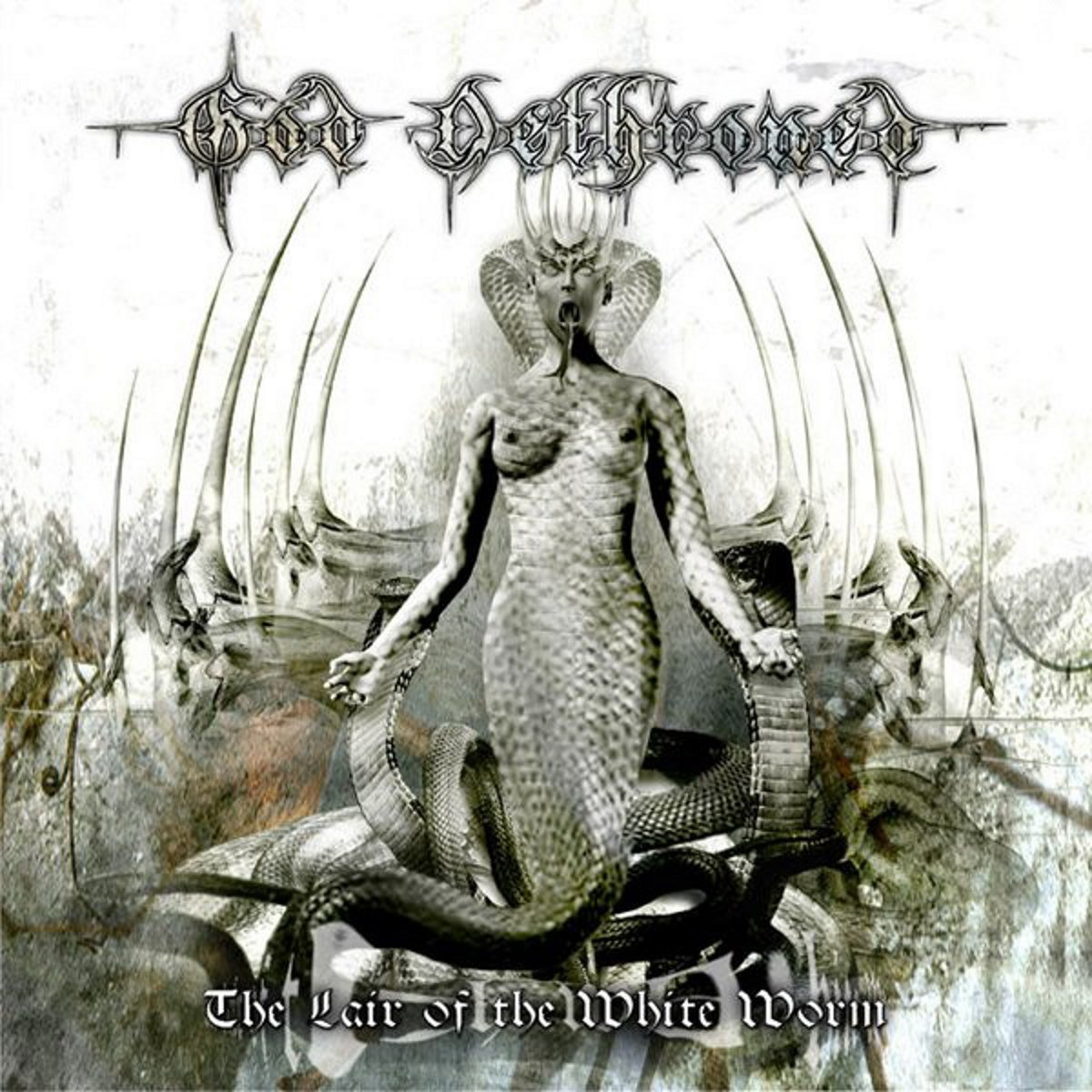 Reviews for God Dethroned - The Lair of the White Worm