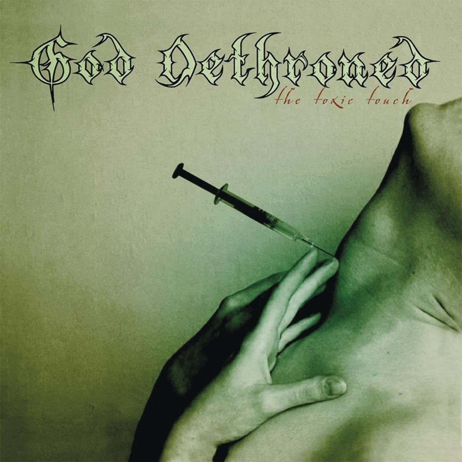 Reviews for God Dethroned - The Toxic Touch