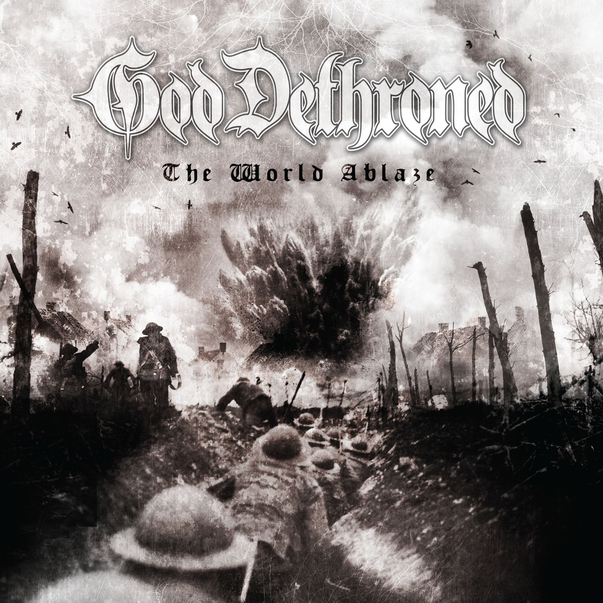 Reviews for God Dethroned - The World Ablaze