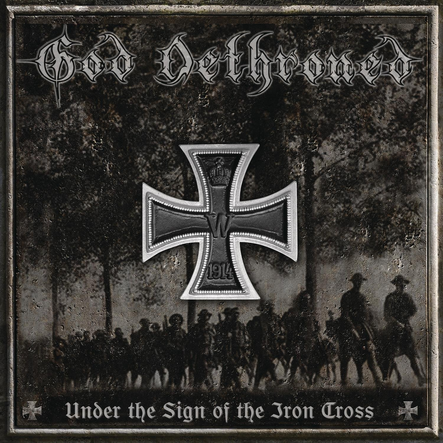 Reviews for God Dethroned - Under the Sign of the Iron Cross