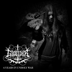 Godcider - 6 Years in Unholy War