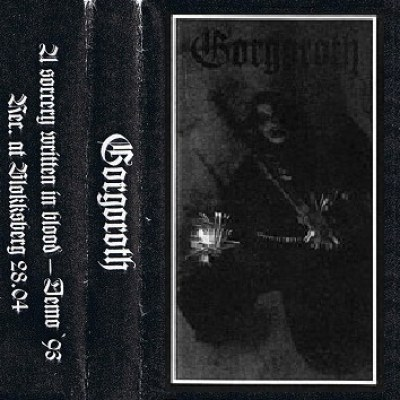 Review for Gorgoroth - A Sorcery Written in Blood