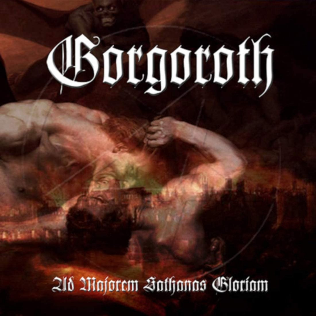 Review for Gorgoroth - Ad Majorem Sathanas Gloriam