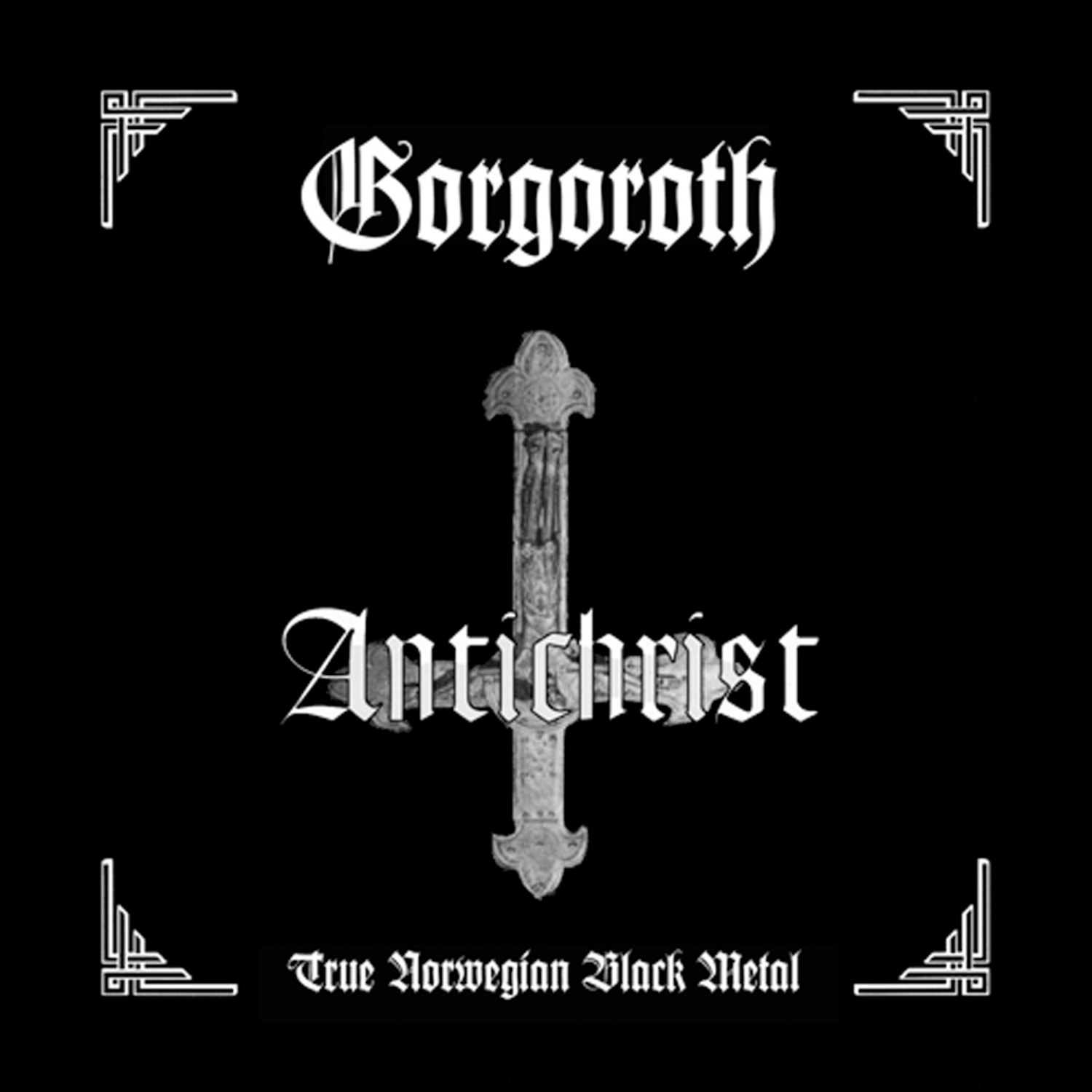 Review for Gorgoroth - Antichrist