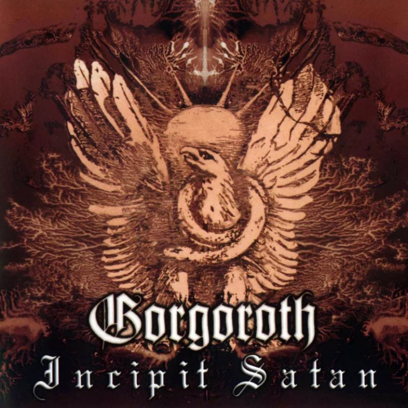 Review for Gorgoroth - Incipit Satan