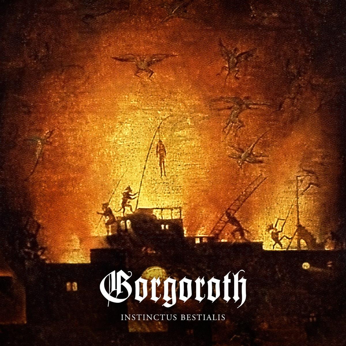 Review for Gorgoroth - Instinctus Bestialis