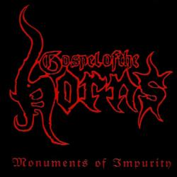 Reviews for Gospel of the Horns - Monuments of Impurity