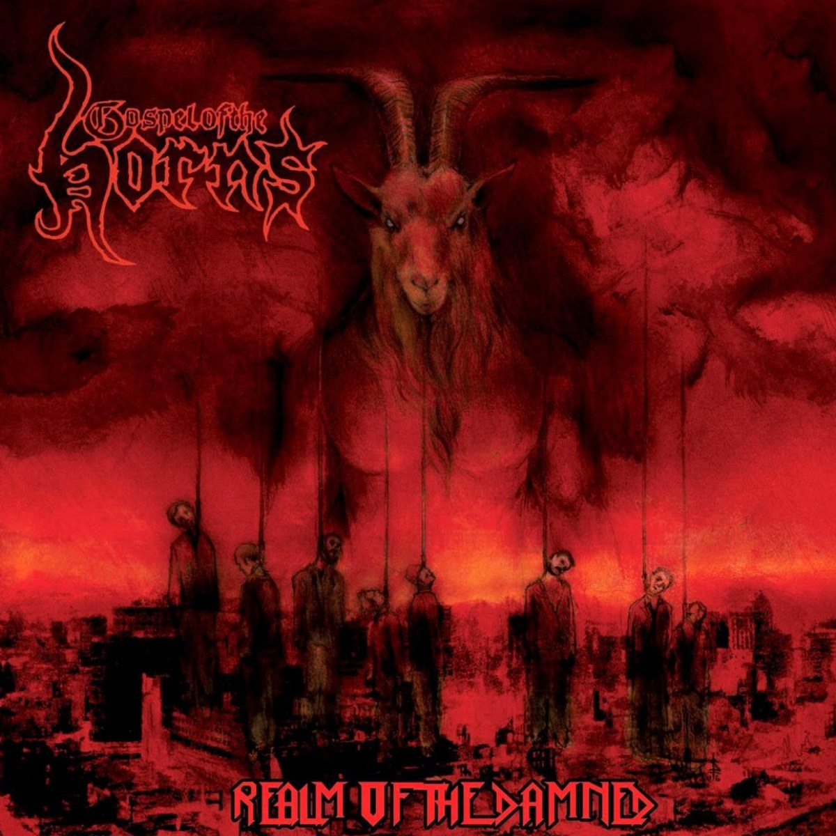 Reviews for Gospel of the Horns - Realm of the Damned