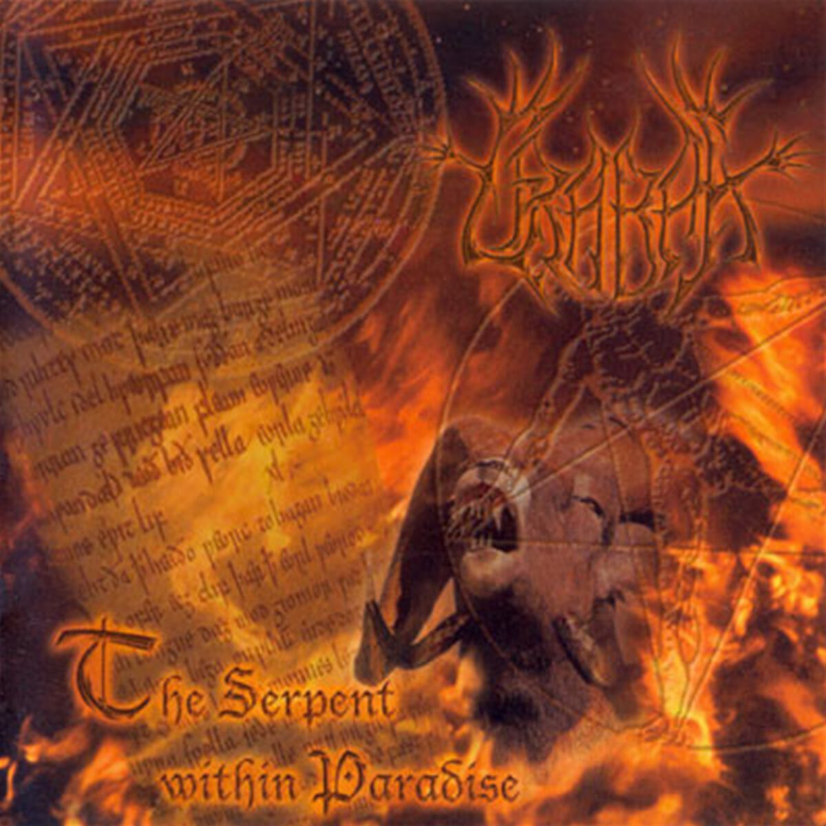 Grabak - The Serpent Within Paradise