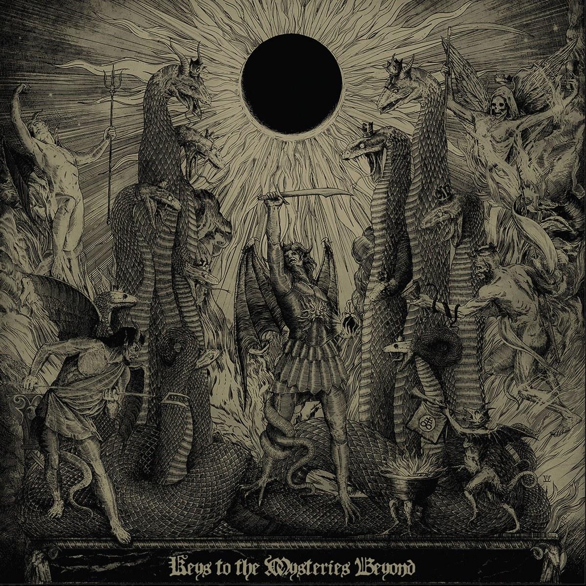 Grafvitnir - Keys to the Mysteries Beyond