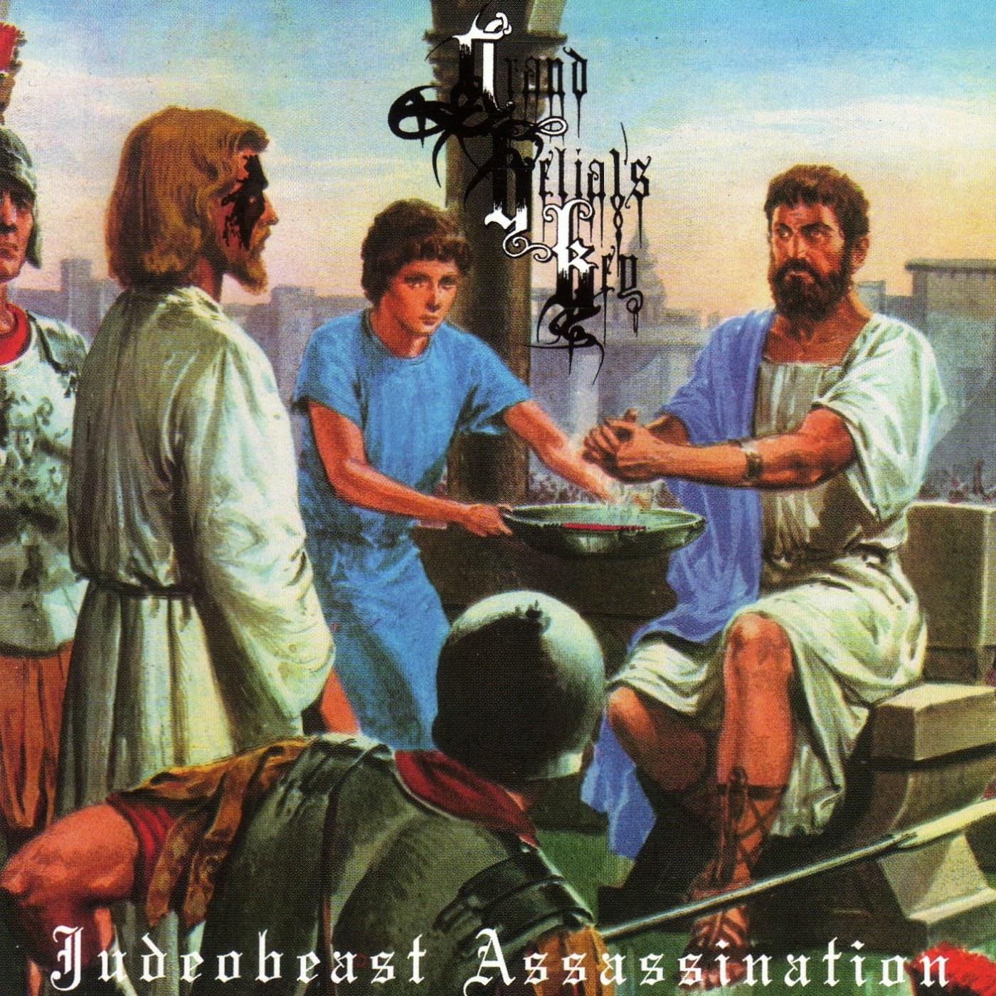 Grand Belial's Key - Judeobeast Assassination