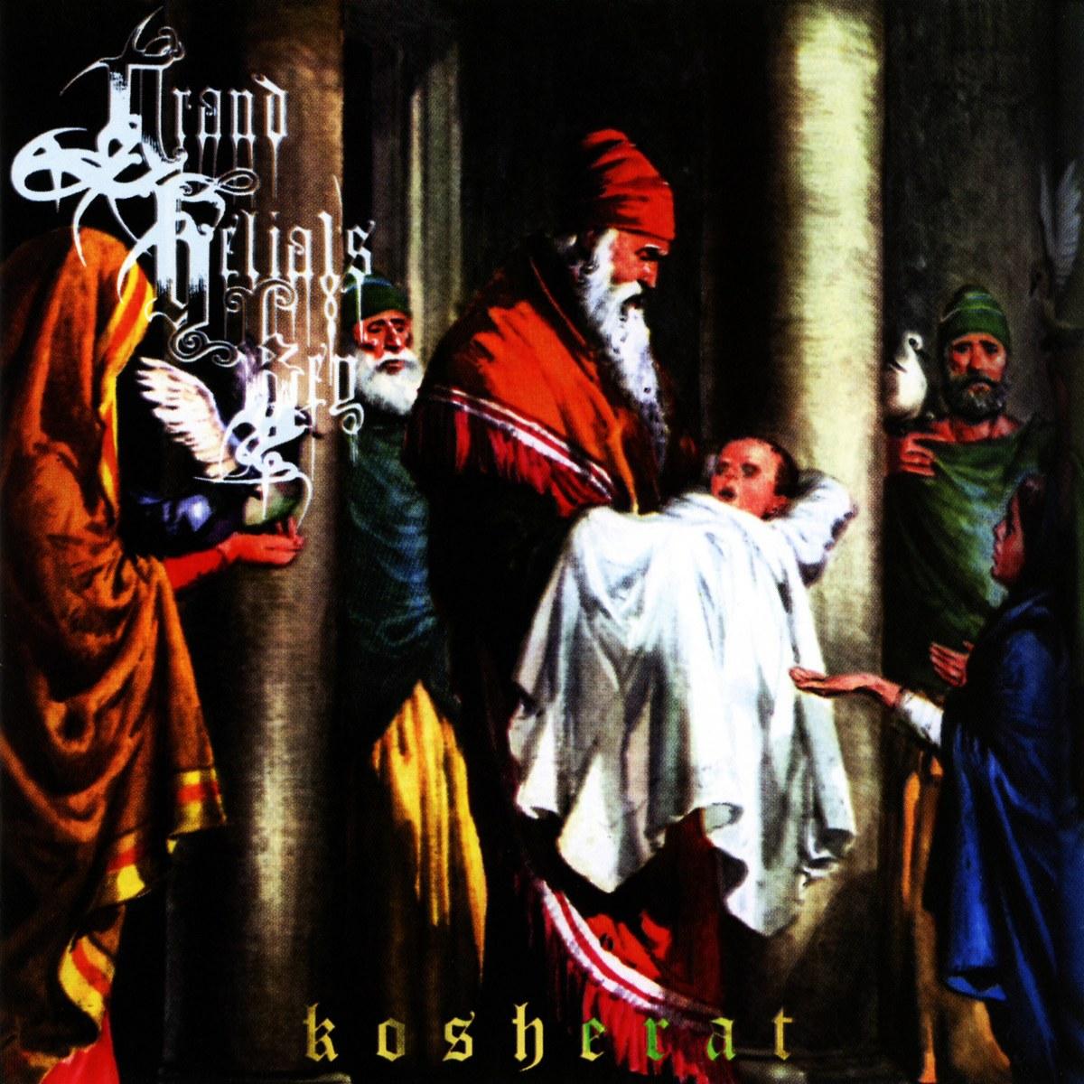 Review for Grand Belial's Key - Kosherat