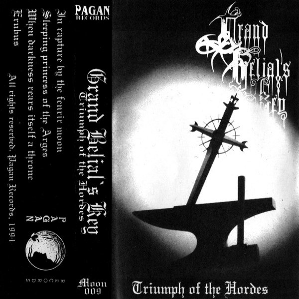Review for Grand Belial's Key - Triumph of the Hordes