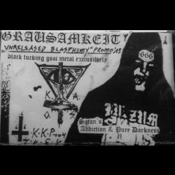Reviews for Grausamkeit - Unreleased Blasphemy